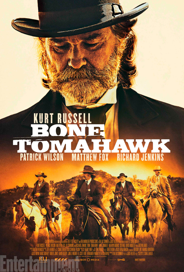 Bone Tomahawk premiere