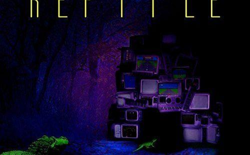 Binary Reptile - Crawl Into The Narrow Caves