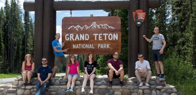 Grand Valley State New Music Ensemble National Parks Tour